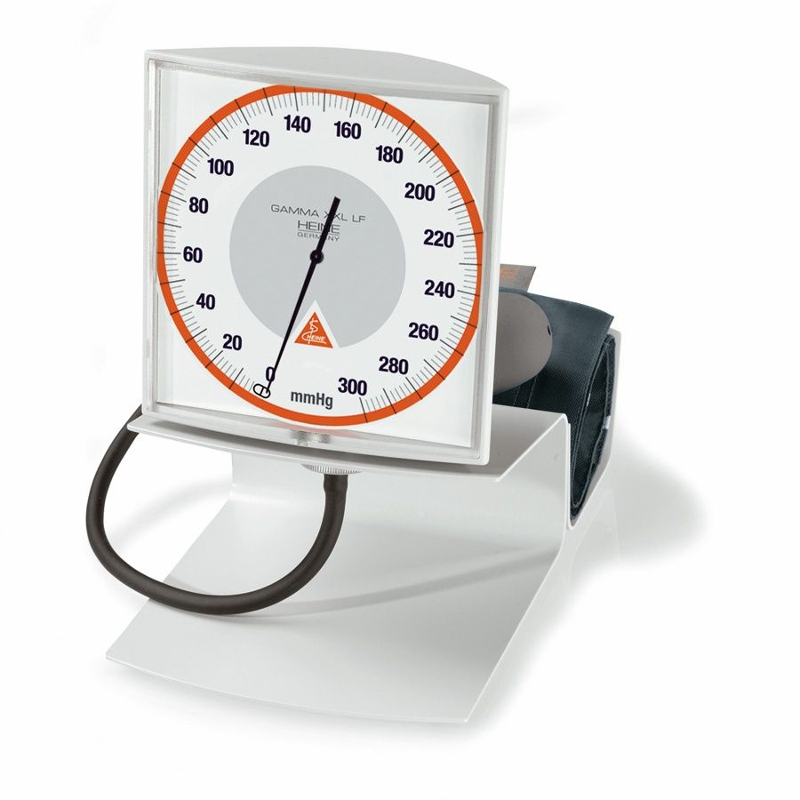 Esfigmomanômetro Adulto com Suporte de Mesa GAMMA XXL LF-T - HEINE - Cód: M-000.09.322A