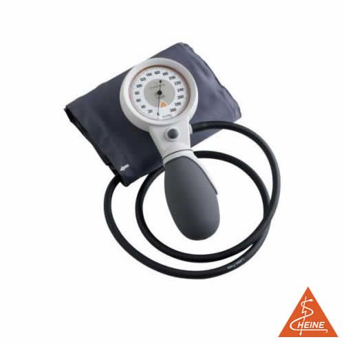 Esfigmomanômetro Adulto com Válvula de Botão GAMMA GP - HEINE - Cód: M-000.09.242A