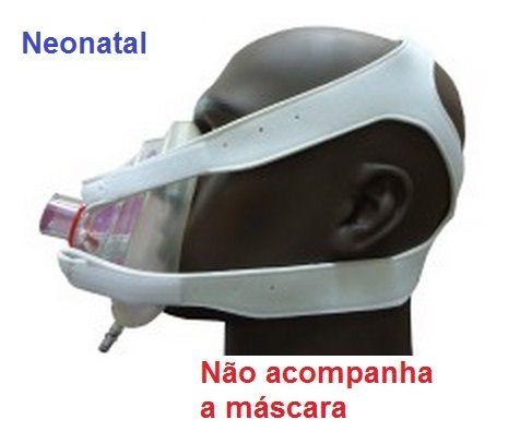 Fixadores Fix Holder Cefalico Neonatal - Branco - Impacto Medical - Cód: IMP43179