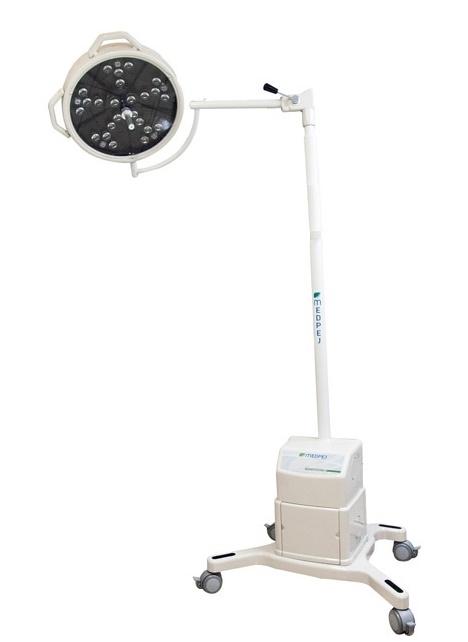 Foco Cirurgico Auxiliar FL-2000 ALM12 - MEDPEJ - Cód: 33.120.0007