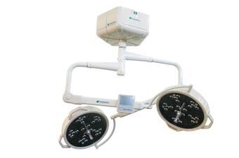 Foco Cirurgico de Teto FL-2000 TLD 24 X 24 E - MEDPEJ - Cód: 39.120.0009