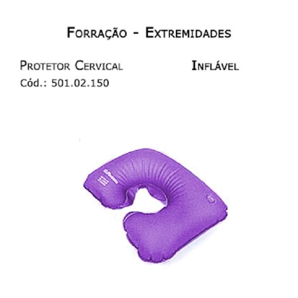 Forrações de Extremidades - Protetor Cervical (Inflável) - Bioflorence - Cód: 501.0150