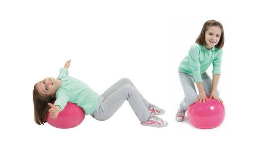 Gym Ball Ø 30cm ROSA - GYMNIC - Cód: 80.94