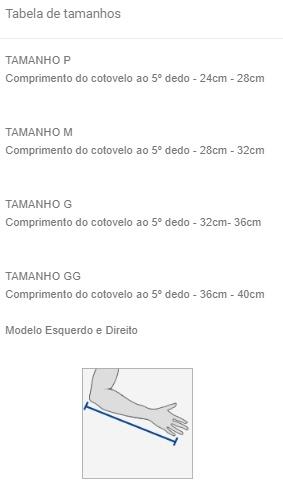 Imobilizador Leve de MS (Tipóia Velpeau) - Esquerdo - Salvapé - Cód: 303-3