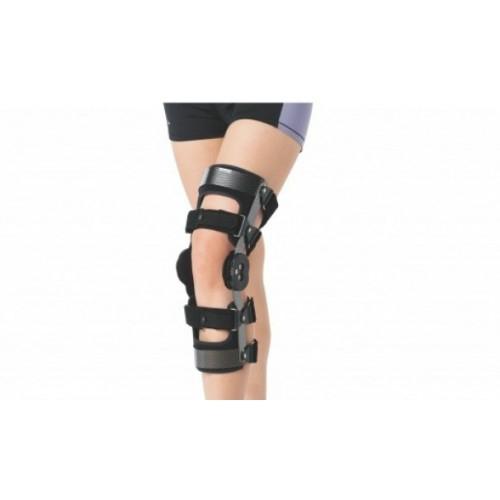 Joelheira Brace com Dois Velcros BracePauher (Lado Esquerdo) - Ortho Pauher - Cód: AC-305-E