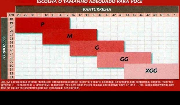 Meia 3/4 Com Ponteira - Castanho - (Média Compressão 18-21 mmHg) - KENDALL - Cód: 4111C
