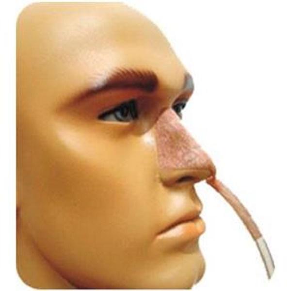 Multfix - Fixador Adesivo Nasal Adulto (unitário) - (Peso: 10g - Tamanho: 9x13cm) - Impacto Medical - Cód: IMP20159