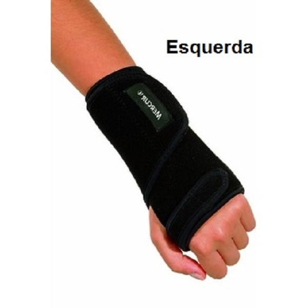 Órtese Punho com Tala (Esquerda) - MERCUR - Cód: BC0052E