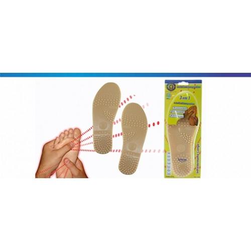 Palmilha Massageadora - Ortho Pauher - Cód: OP 2100