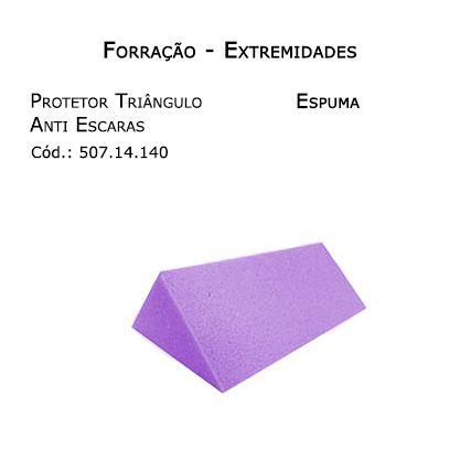Posicionador Anti Escaras Triângulo (Espuma) - Bioflorence - Cód: 504.0140