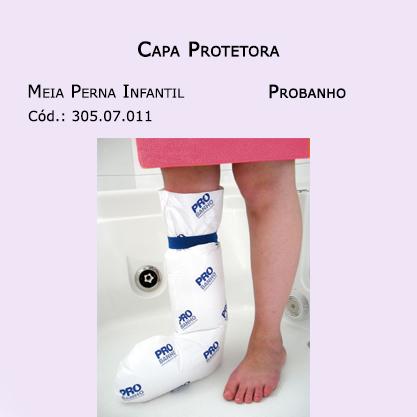 ProBanho (Meia Perna Infantil) - Bioflorence - Cód: 302.0011