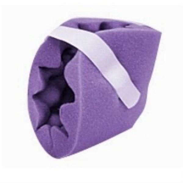 Protetor Anti Escaras para Calcanhar (Espuma Caixa de Ovo) - Bioflorence - Cód: 504.0141