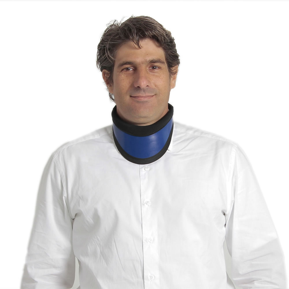 Protetor Radiológico de Tireoide 0,35mmPb (Tam Único) - PLANIDÉIA - Cód: PRS-008T