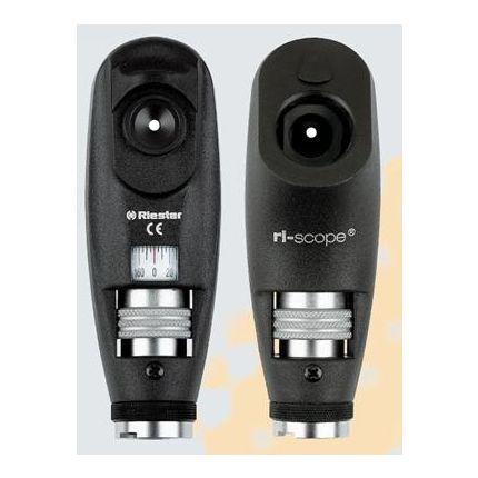 Ri-Scope® Retinoscópio de Fenda XL 3.5 V Cabeça - RIESTER - Cód: R10544