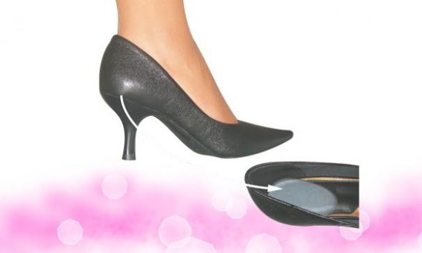 Soft-Pad para Conforto no Calcanhar Lady Feet - Ortho Pauher Cx c/12 - Cód: OP 1018