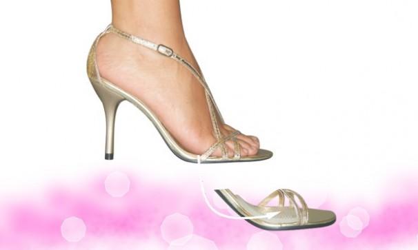 Soft-Pad para Conforto Plantar Lady Feet CX C/ 12- Ortho Pauher - Cód: OP 1017