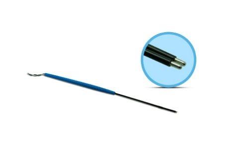 Sonda Estimuladora de Neuro Direta Descartável Monopolar - Diâm. Ponta: 0,8mm - Aleph Electrodes - Cód: AL PNM0.8