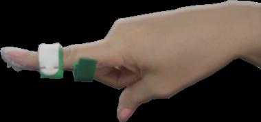 Splint tipo Gangorra para Extensão do Dedo (Mola Forte) - ORTOCENTER - Cód: OC 0331-0