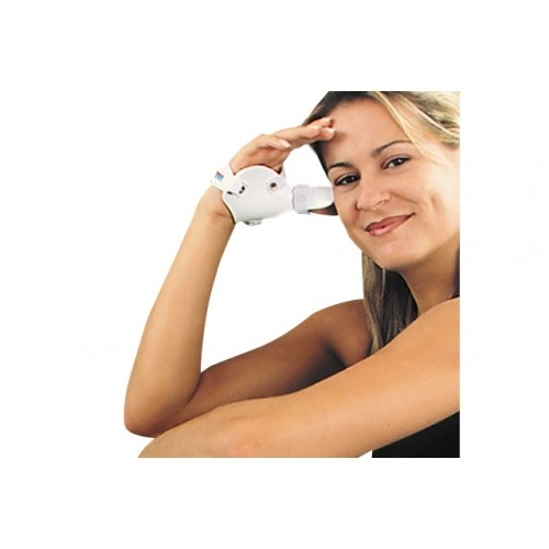 Tala de PVC para Polegar - Mão Esquerda - SALVAPÉ - Cód: 470-30