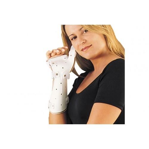 Tala de PVC para Punho e Polegar - Mão Esquerda - SALVAPÉ - Cód: 471-30