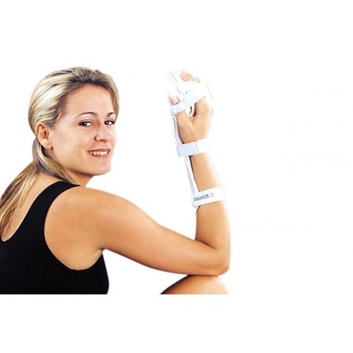 Tala de PVC Punho - Mão - Dedos - Lado Direito - Salvapé - Cód: 401-40