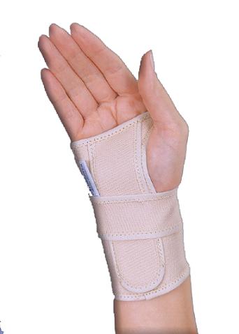 Tala Preventiva para Punho - Bege (Lado Direito) - ORTOCENTER - Cód: OC 0315-D
