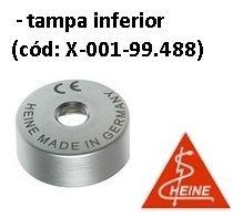 Tampa Inferior P/ Cabo Recarregável Mini3000 - HEINE - Cód: X-001.99.488