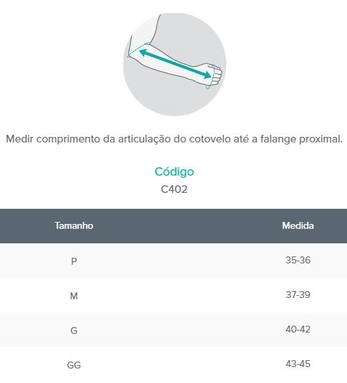 Tipoia Simples de Brim - Cinza - CHANTAL - Cód: C402