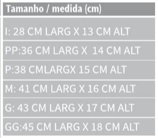 Tipóia Velpeau Bilateral Oxford Almofadada (Bilateral) - DORTLER - Cód: D-260