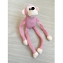 Brinquedo Pet Mordedor Macaco