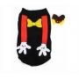 Camiseta Pet Mickey - Tamanho 3