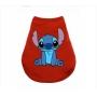 Camiseta Pet Stitch - Tamanho 3