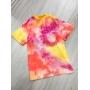 Camiseta Pet Tie Dye Basic