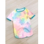 Camiseta Pet UV Tie Dye