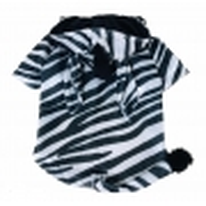 Casaco Pet Zebra