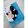 Cobertor Pet Mickey No Espaço