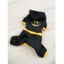 Macacão Pet Batman