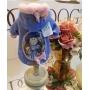 Moletom Pet Boneca Azul Dudog