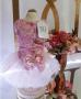 Vestido Pet Bailarina Flores Dudog