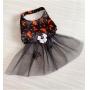 Vestido Pet Halloween Abóbora