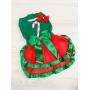 Vestido Pet Natal Doce - Coleção Exclusiva