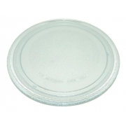 Bandeja Prato Liso Para Microondas Philco Pme22 Pme 22- 24cm