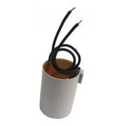 Capacitor 30uf 250v 2 Fios Motor Portão Eletrônico