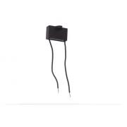 Capacitor Polieste Retangular 2 Uf 450v Com Fios