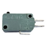 Chave Micro Switch Para Forno Microondas 15a Galanz