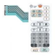 Membrana Teclado Microondas Consul Cmp25 Cmp 25 Facilite