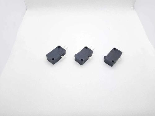 3 Micro Chave Interruptor Micro-ondas Electrolux Original