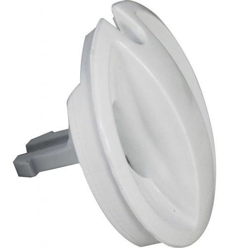 Botão Centrifuga Consul Branco - Original - 326054620