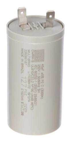 Capacitor Lavadora Roupas Electrolux Top08a Lf90 Lm06 Lm08