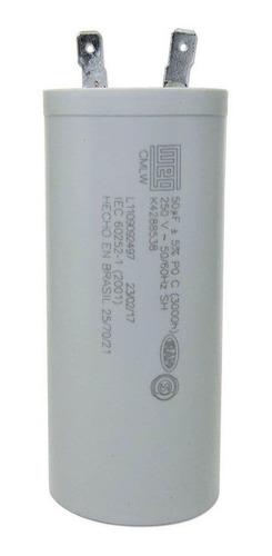 Capacitor Permanente 45uf 250v Lavadora Colormaq 127v